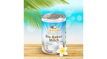 Prodotti bio a base di noce di cocco