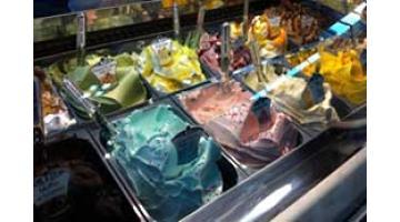 Preparati per gelato