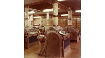 Produzione farina per pane e pizza