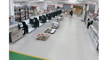 Производственные системы, порошок дозирования