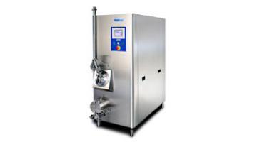 Freezer in acciaio inox