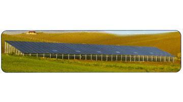 Serre fotovoltaiche per agricoltura