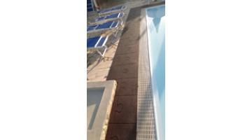 Pavimenti antitrauma per bordo piscina