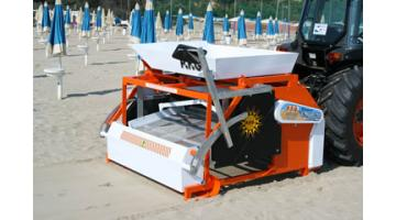 Sweepers for beach