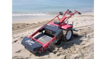 Macchine pulizia spiagge