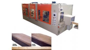 Rusticatrice per il legno