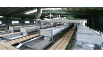 Impianti per produzione laterizi