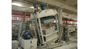 Macchine per rivestimenti alta pressione