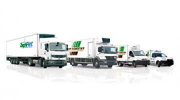 Noleggio furgoni refrigerati