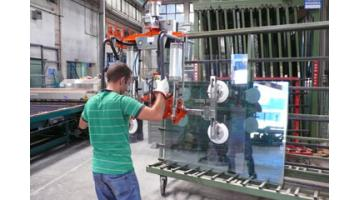 Glass pneumatic manipulators