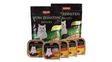 Cibo in scatola per gatti