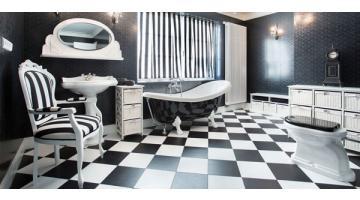 Cersaie, ceramic exhibition dedicated to the bathroom furniture