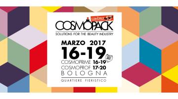 Fair Cosmopack 2017 - Bologna
