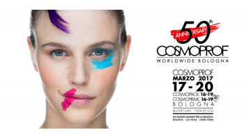 Fair Cosmoprof 2017 - Bologna