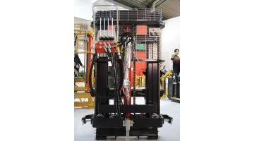 Elevatore idraulico Triplex CM