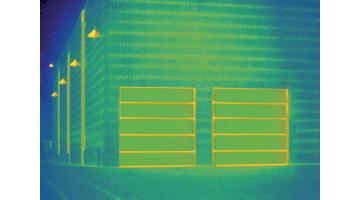 Thermoframe: guarnizione perimetrale per coibentazione del portone