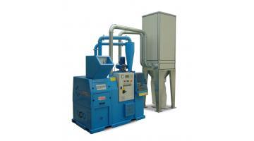 Impianto per il riciclaggio di rame e alluminio T150