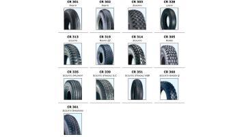 Realizzazione e fornitura pneaumatici per macchine industriali