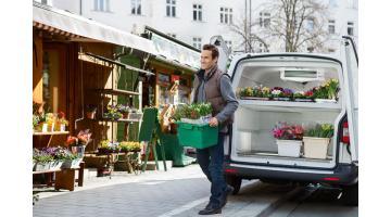 Sistemi di refrigerazione veicoli commerciali per trasporto fiori freschi