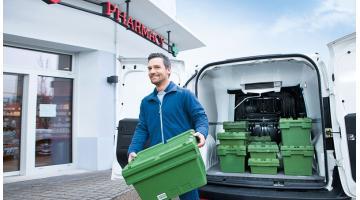 Sistemi di refrigerazione veicoli commerciali per trasporto medicinali