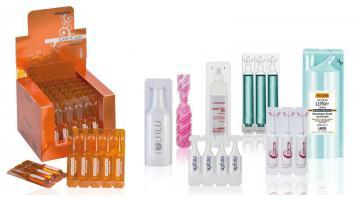 Termoformatrice riempitrice V75 Valmatic per prodotti cosmetici