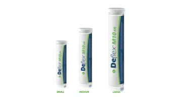 Deflex M10 xr: poliammide extrarigida per protesi totali