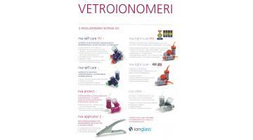 Vetroionomeri da ricostruzione