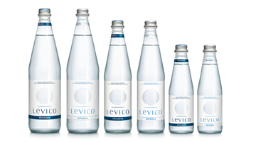 Mineral water for catering