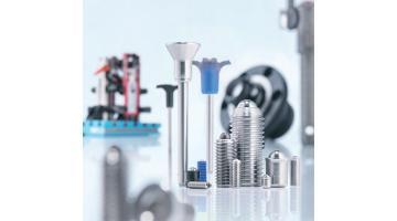 Distributore componenti normalizzati Halder