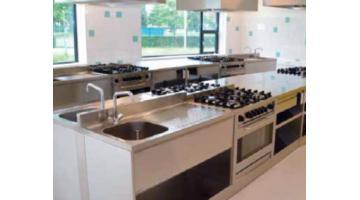 Cucine Grandi. Perfect Cucine Moderne Grandi E Piccole Bianche E ...