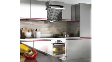Mobili inox da incasso per arredo cucina AGMA