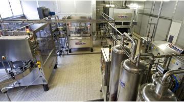 Linee su misura per produzione bevande