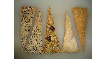 Produzione di pane arabo