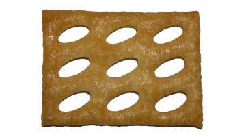 Linea per la produzione di crackers