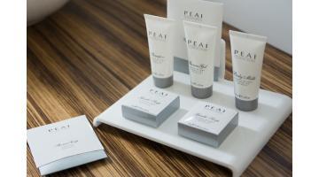 Bath set cosmetic