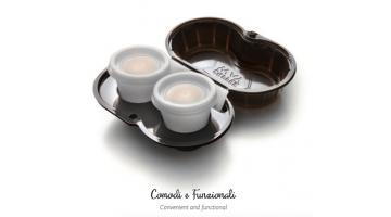 Contenitori per asporto caffè