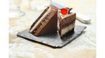 Квадратные поддоны для замороженных десертов
