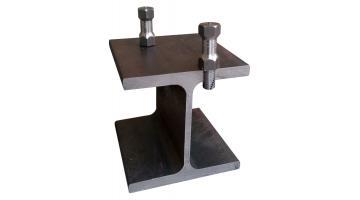 Connettore a secco per acciaio