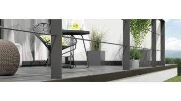 Profili per balconi e terrazzi