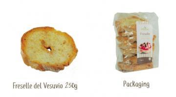 Friselle confezionate senza glutine