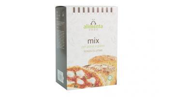 Mix di farine senza glutine per pane e pizza