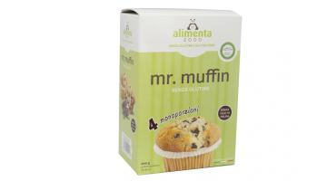 Muffin senza glutine confezionati