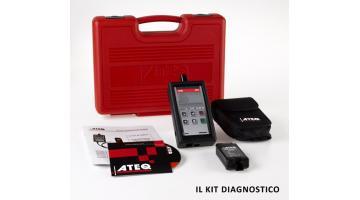 Kit diagnostico per pneumatici