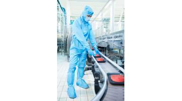Одежду стерилизации работы