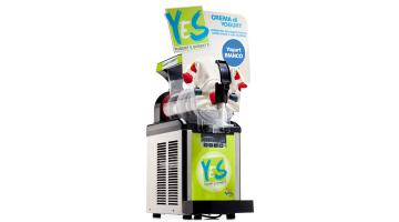 Distributore per yogurt gelato