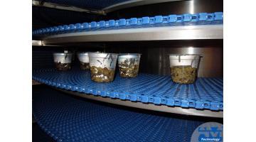 Impianti di pastorizzazione per alimenti
