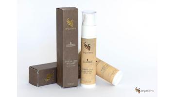 Crema viso antiage con olio di Argan