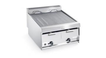 Professional benchtop gas grill