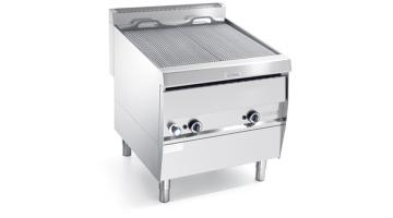 Gas grill mechanical controls