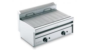 Professional compact gas grill